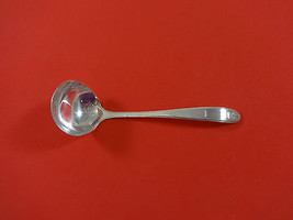 Grosvenor by Community Plate Silverplate Cream / Sauce Ladle 6""