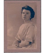 Helen M. Smedley Cabinet Photo of Young Woman - Philadelphia, PA (1912) - $17.50
