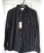 New Weatherproof Men's Corduroy Long Sleeve Shirt Hunter Green Size S MS... - $35.63