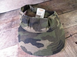Gymboree 5-7 Camouflage Camo Visor Youth Cap Hat - $5.93