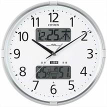 Citizen Radio Wave Wall Clock In The Form Navi F Temperatue 4FY618-019 - €80,16 EUR