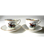 Queen Anne Cup & Saucer sample item