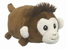 "Monkey Huba by Wildlife Artists, one of the adorable plush Hubas line, 5.5"" - $8.79"
