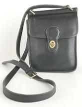 Coach Vintage Murphy-Willis Station Black Leath... - $28.66