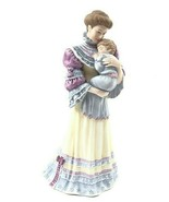 """Lenox """"Cherished Moment"""" 8 3/4"""" Mother and Child Porcelain Figurine - $22.62"""