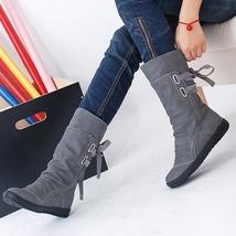 New Fashion Elegant Women Short Boots Plus Size Casual Boots Us Size 5 10 5 Yell
