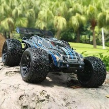 JLB Racing 21101 CHEETAH 4WD 2.4Ghz 1/10 80km / h Brushless RC Car Trugg... - $322.81