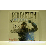 RED FACTION: ARMAGEDDON ORIGINAL SOUNDTRACK LP - RARE RED VINYL - FREE S... - $12.19
