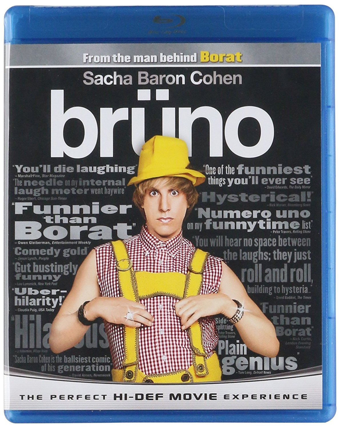 Bruno (Blu-ray Disc, 2009)