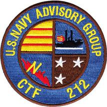 U.S. Naval Advisory Group (NAG) Coastal Task Force 212 patch - VIETNAM - $11.87