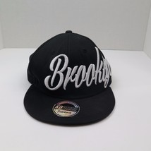 KB Ethos Brooklyn Snapback Cap, Hat With Stickers Excellent Condition - $10.97