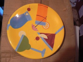 Sonoma salad plate (Paradise Yellow) 2 available - $5.79