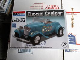 Monogram 1932 Ford Street Rod 1/24 scale  - $24.99