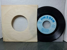 Marian Gouge & Sam Paul Combs - Jim E Dan Records LP 45 RSR 1252 1980 - $7.43