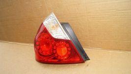 06-07 Infiniti M35 M45 LED Taillight Lamp Driver Left Side - LH image 3