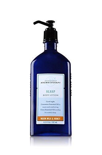Bath & Body Works Aromatherapy Sleep Warm Milk & Honey Lotion 6.5 oz / 192 ml