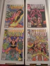 Hercules Prince of Power Original Marvel Comic Book Minis Series 1 - 4 From 1984 - $4.54