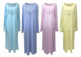 Ladies Thin Vintage Long Sleeve Victorian Viscose Full Length Nightdress...  - £14.25 · Add to cart · View similar items 2c83121b8