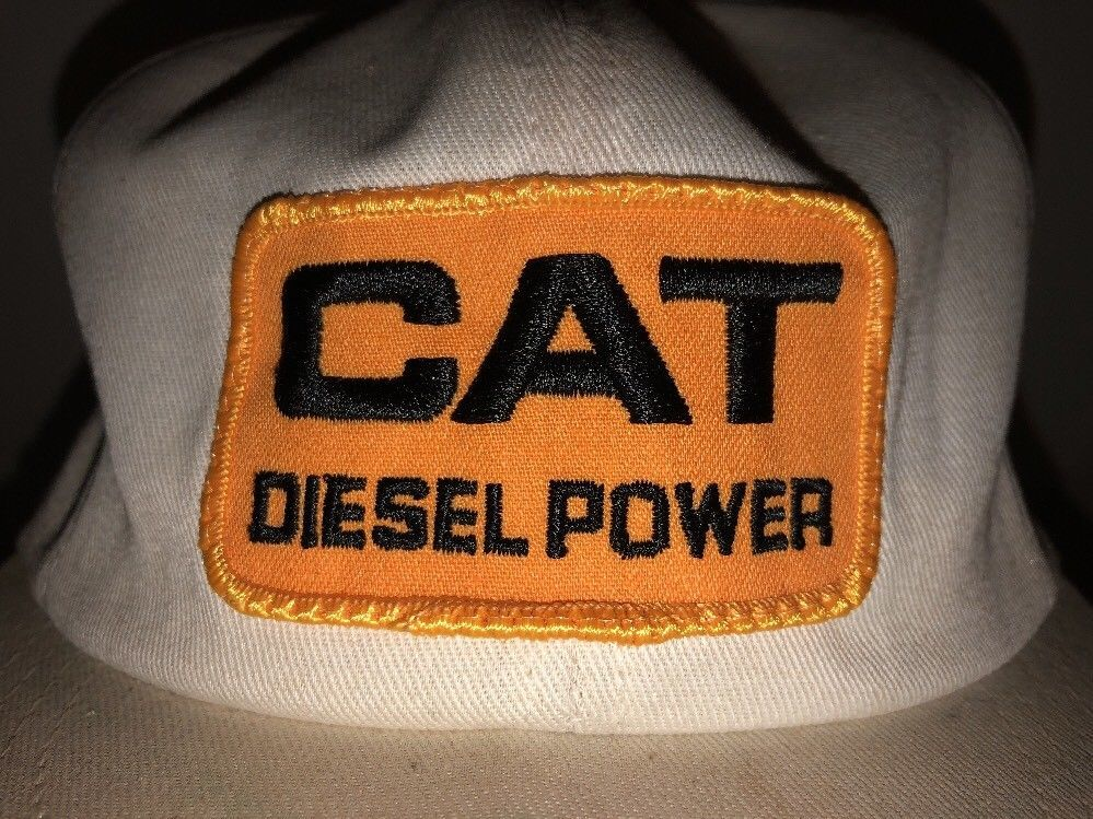 f62a3eff6 Vintage Cat Diesel Power 80s Usa K-Products and 50 similar items