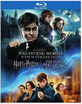 Wizarding World 9-Film Collection - Harry Potter 1-8/Fantastic Beasts [Blu-ray]