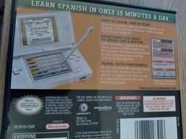 Nintendo DS My Spanish Coach image 2