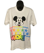 Mickey Mouse T-Shirt Vintage Single Stitch Short Sleeve The Walt Disney ... - $55.21