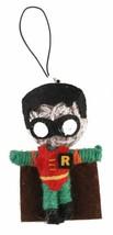 "DC Comics 2.5"" Robin Batman String Doll Keychain Voodoo Phone Charm Figure NIB"