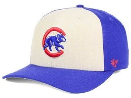 Chicago Cubs MLB 47 Brand Conductor Adjustable Hat - $18.76
