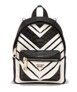Victoria's Secret Mini Backpack WICKED MINI CITY GOLD BLACK & WHITE - NEW - $42.57