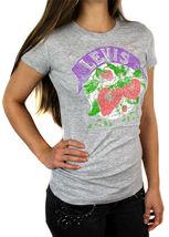 NEW NWT LEVI'S WOMEN'S PREMIUM CLASSIC GRAPHIC COTTON T-SHIRT SHIRT TEE GRAY image 3