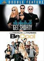 Get Shorty / Be Cool  Double Feature DVD~ Brand New! - $8.07