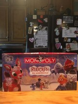rudolph the red nosed reindeer monopoly Collectors Edition - $42.00