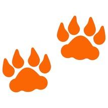 LiteMark 4 Inch Orange Lion Tracks - Pack of 30 - $27.95