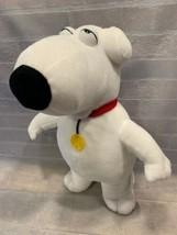 "BRIAN Family Guy 2004 Plush Toy 14"" Stuffed Dog Animal - $12.86"