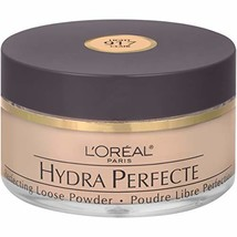 L'Oreal Paris Hydra Perfecte Perfecting Loose Face Powder, Minimizes (Light) - $11.19