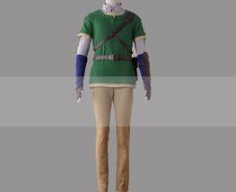 Customize The Legend of Zelda: Twilight Princess Link Cosplay Costume fo... - $135.00
