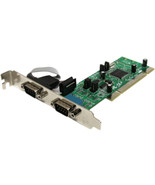 StarTech.com 2 Port PCI RS422/485 Serial Adapter Card with 161050 UART -... - $58.65