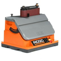 Oscillating Spindle Sander Belt Edge Lock On Switch Corded Power Tool Or... - $240.32