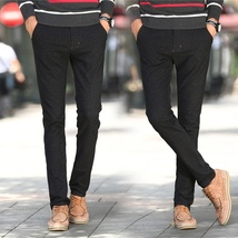 Autumn Business Casual Pants Men's Trousers image 2