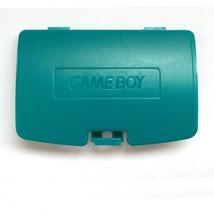 Teal Blue Nintendo GameBoy Game Boy Color GBC Battery Cover Lid Door - $5.99