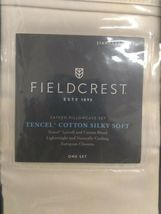 FIELDCREST TENCIL PILLOWCASES COTTON SILKY SOFT SILVER SPRINGS (2 COUNT- (STORE) image 3