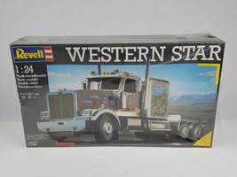 1/24 Revell Western Star Steve & Sally McCloud 1989 Issue kit #7517 New Sealed - $280.49