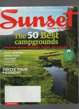Sunset - May 2009 - Best Campgrounds, Easy Campside Dinner, Gaucho Steak... - $0.97