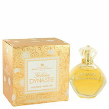 Golden Dynastie by Marina De Bourbon Eau De Parfum Spray 3.4 oz for Women - $39.55