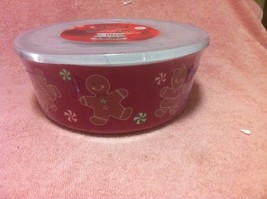 ST NICHOLAS SQUARE--SET OF 3 NESTED CONTAINERS--MSRP $30-CHRISTMAS-FREE ... - $22.53