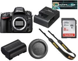Sale Nikon D610 24.3 Mp Dslr Camera D 610 Body 1540 Retail Box + Free 8G... - $904.95