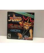 Yugioh Online Shonen Jump Cd 1996 Kazuki Takahashi - Konami - $6.60