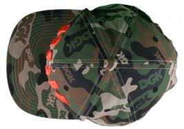 DGK Dirty Ghetto Kids Green Camouflage Assault Snapback Baseball Hat NWT image 6