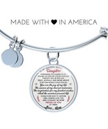 Great Mother To My Amazing Remarkable Daughter Necklace Gift Idea for Bi... - $31.95