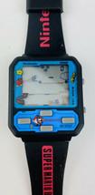 Vintage 1989 Nintendo Super Mario Bros Nelsonic Game Watch W/ New Batter... - $74.24